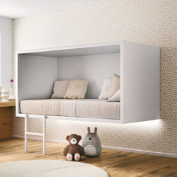 design kinderbetten von lago online finden architonic. Black Bedroom Furniture Sets. Home Design Ideas