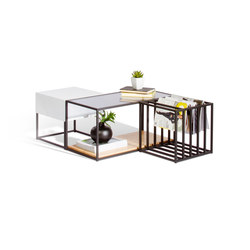 Space Frame Table Set | Tables basses | Sauder Boutique