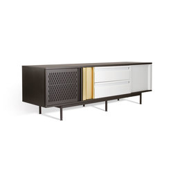 HOT Pink Credenza | Armoires / Commodes Hifi/TV | Sauder Boutique