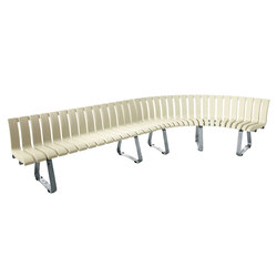 Sussex Seating | Garden benches | Magis