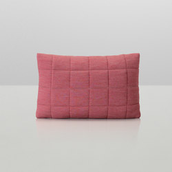 Soft Grid Cushions | oblong | Cuscini | Muuto