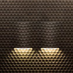 Le Pietre Incise | Favo coni luce | Naturstein Platten | Lithos Design