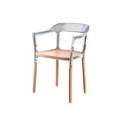 Steelwood Chair | Chairs | Magis