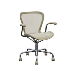Annett swivel chair | Task chairs | Magis