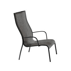 Paso Doble Low Chair | Garden armchairs | Magis