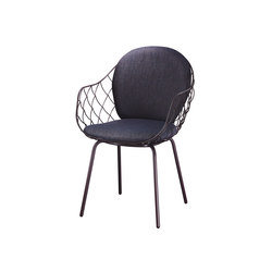 Piña Chair | Visitors chairs / Side chairs | Magis