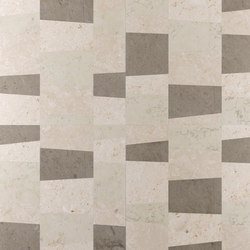 Opus | Piano anice | Natural stone panels | Lithos Design