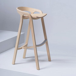 She Said Bar Stool | MC1 | Tabourets de bar | Mattiazzi