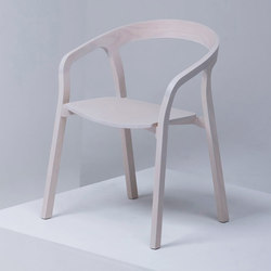 She Said Chair | MC1 | Restaurant chairs | Mattiazzi