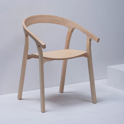 He Said Chair | MC1 | Chaises de restaurant | Mattiazzi