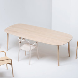 Branca Table | MC2 | Cafeteria tables | Mattiazzi