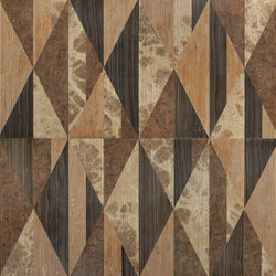 Opus | Tangram sandalo | Natural stone panels | Lithos Design