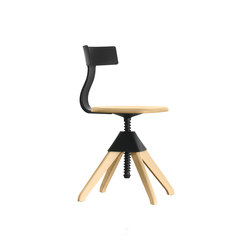 Tuffy | Canteen chairs | Magis