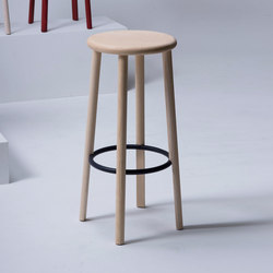 Solo Stool | MC5 | Barhocker | Mattiazzi