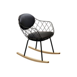 Piña Rocking Chair | Poltrone lounge | Magis