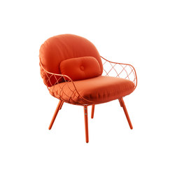 Piña Low Chair | Loungesessel | Magis