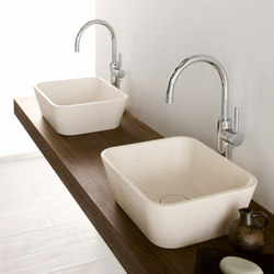 DUO B3415 | Wash basins | NEUTRA by Arnaboldi Angelo