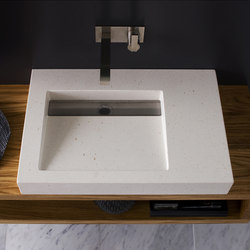 FLUID LG475 | Wash basins | NEUTRA by Arnaboldi Angelo