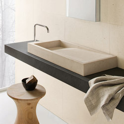 INKSTONE INK01 | Wash basins | NEUTRA by Arnaboldi Angelo