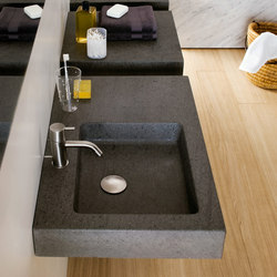 SQUARE L471DX/SX | Wash basins | NEUTRA by Arnaboldi Angelo