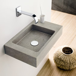 MINI SQUARE L451 SX | Wash basins | NEUTRA by Arnaboldi Angelo