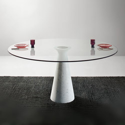 LEAF GL 160 | Restaurant tables | NEUTRA by Arnaboldi Angelo