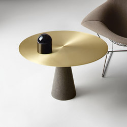 LEAF MSL 70 | Side tables | NEUTRA by Arnaboldi Angelo