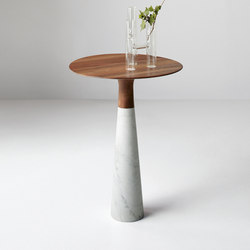 LEAF WSL 45 | Side tables | NEUTRA by Arnaboldi Angelo