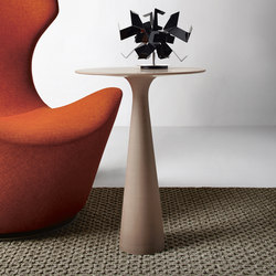 LEAF SSL 45 | Side tables | NEUTRA by Arnaboldi Angelo