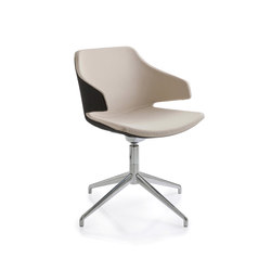 Meraviglia | Visitors chairs / Side chairs | Luxy
