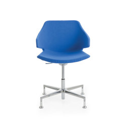 Meraviglia MV2 | Visitors chairs / Side chairs | Luxy