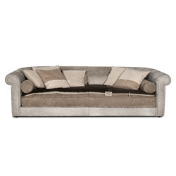 ALFRED Special Edition Trench Sofa | Lounge sofas | Baxter