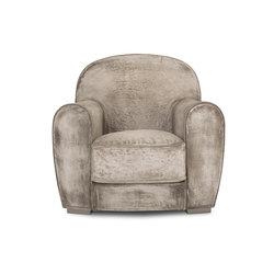 AMBURGO Special Edition Draga Poltrona | Lounge chairs | Baxter