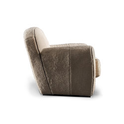 AMBURGO Special Edition Mouton Armchair | Lounge chairs | Baxter