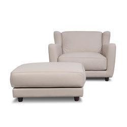 BERGÈRE LONGE Armchair | Pouf | Lounge chairs | Baxter