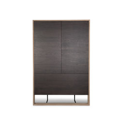 BOURGEOIS High cabinet | Armoires | Baxter