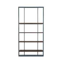 BOURGEOIS Bookcase | Library shelving | Baxter