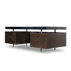 BOURGEOIS Desk | Bureaux plats | Baxter