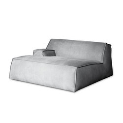 DAMASCO Sofa module | Modular seating elements | Baxter