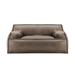 DAMASCO Love seat | Fauteuils d'attente | Baxter