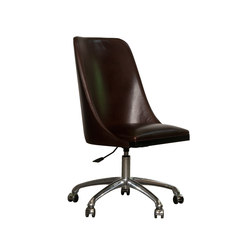 DECOR Chair with wheels | Sillas | Baxter