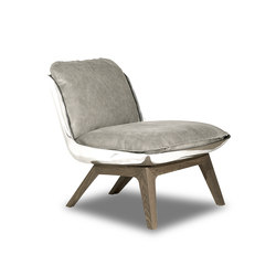 HOUSTON Armchair | Loungesessel | Baxter