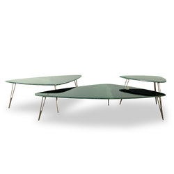 LIQUID ORGANIQUE Small table | Coffee tables | Baxter