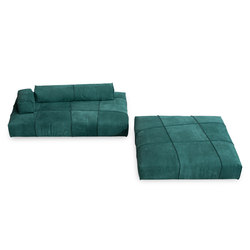 PANAMA BOLD Modular sofa | Modular seating elements | Baxter