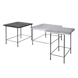 TABLE-AU Small table | Mesas auxiliares | Baxter