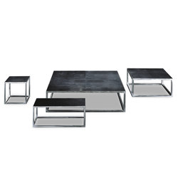 TRINITY Small tables | Mesas auxiliares | Baxter