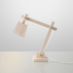 Wood Lamp | Lámparas de trabajo | Muuto