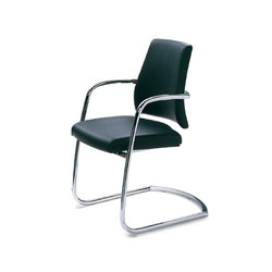 BMA Axia Visit | Visitors chairs / Side chairs | Flokk