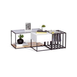 Space Frame Table Set | Mesas de centro | Sauder Boutique
