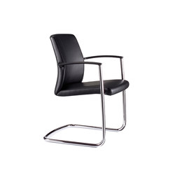 BMA Axia Invite | Visitors chairs / Side chairs | Flokk